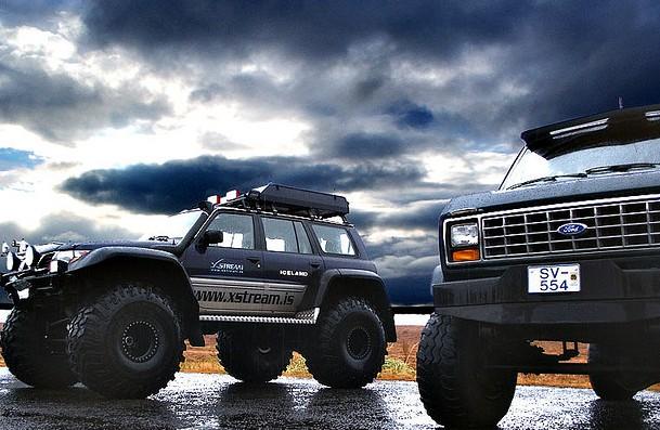 Super Jeep Car Rental Iceland