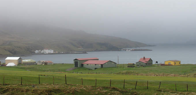 One would be hard pressed to find a more remote spot in Iceland than Nordurfjordur in the Westfjords. PIC naraht