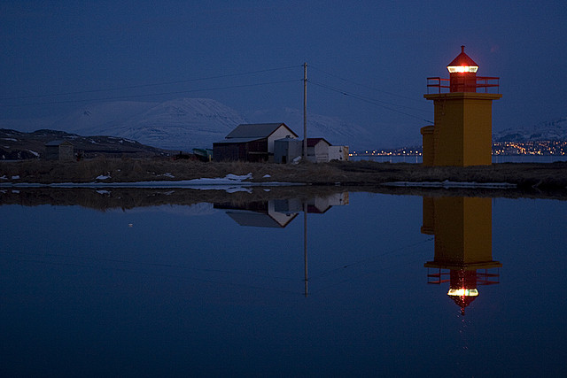 Svalbardseyri lighthouse