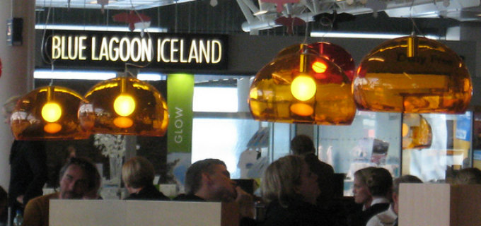 "Service in small Iceland is reminiscent of ""service"" in New York City. Horrible!"