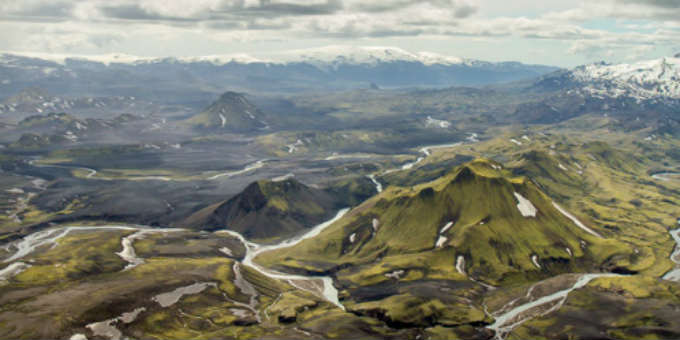 Seeing Iceland from air makes you best realize how truly magnificent this island of ours is.