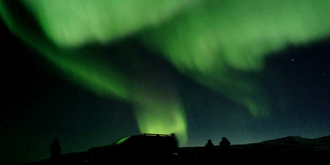 Three trips to Iceland at the best time possible. Still no sign of the Northern lights. PIC petquie