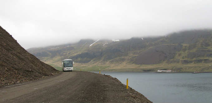 Many tour guides in Iceland are paid very poorly. PIC naraht