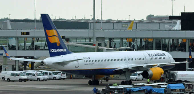 Pray you do not need any special assistance if flying Icelandair these days. PIC Doug