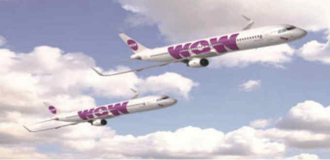 Price not horrible but experience could be a lot better flying Wow Air according to Boston Globe. PIC wowair