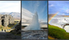 Golden Circle in Iceland the right way