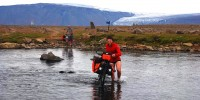 Cycling in Iceland is no walk in the park
