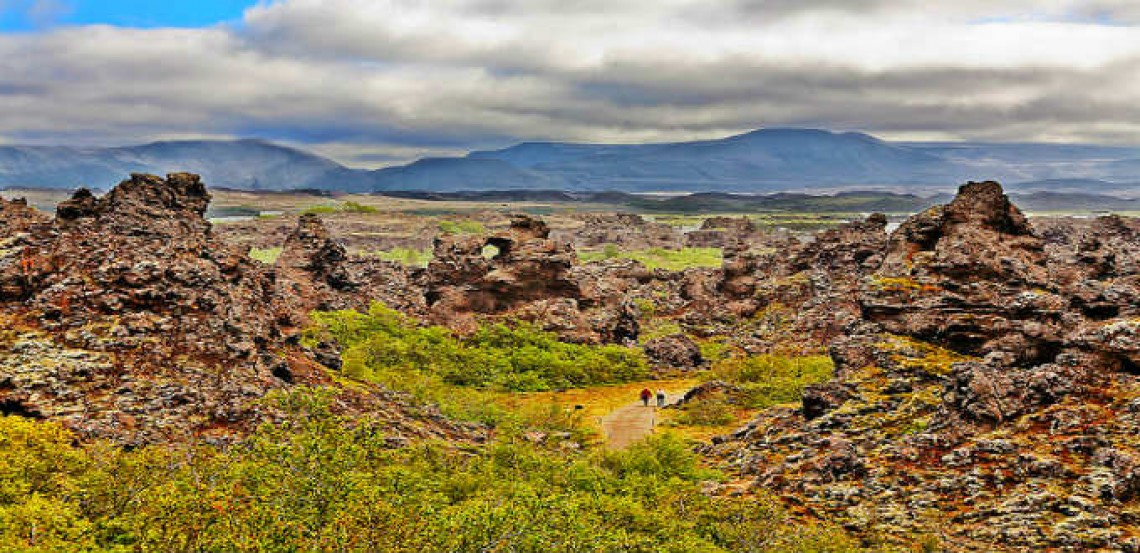 Why you shouldn´t leave Iceland without visiting Myvatn