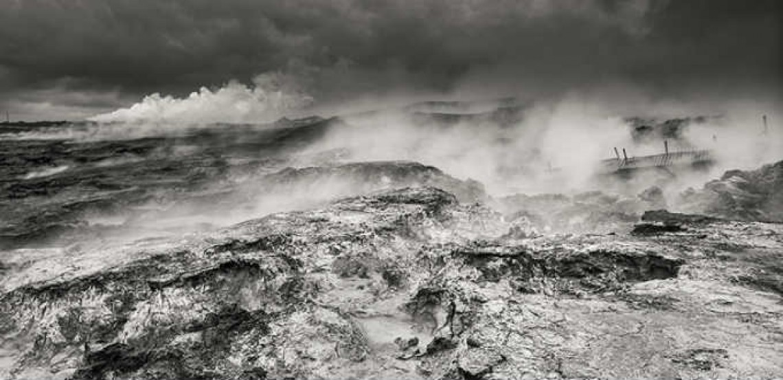 A poltergeist in Iceland bubbling over with rage