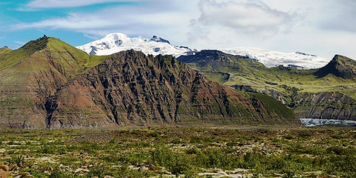 A view to kill for in Iceland