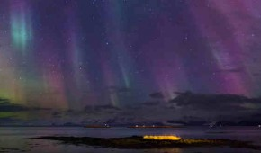 A Northern Lights night to remember in Iceland