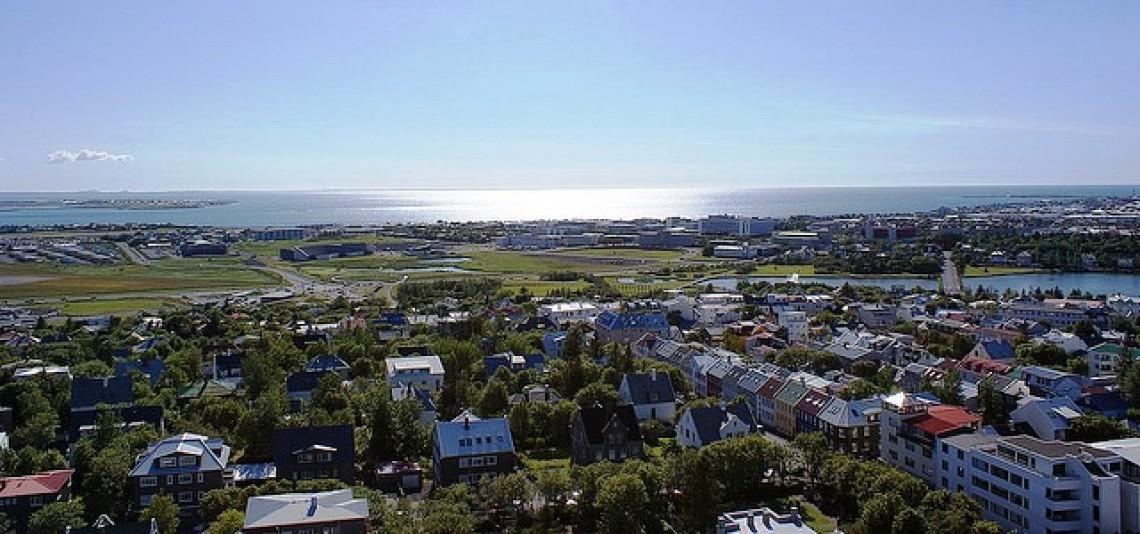 Shooting Reykjavik Iceland