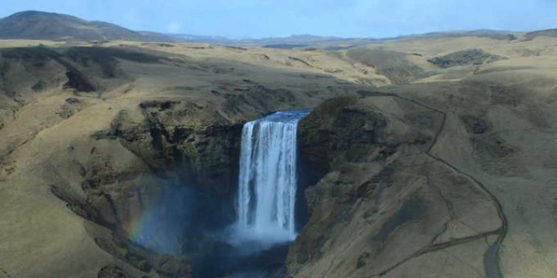 The most popular hiking routes in Iceland