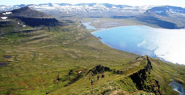 Peace and quiet reinvented at Hornstrandir Iceland