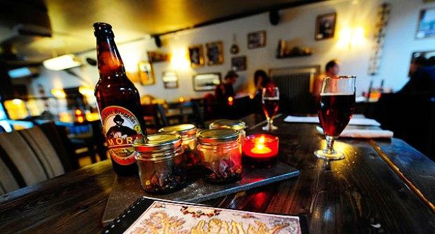 Which bar in Reykjavik Iceland?