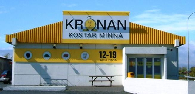 Cheap food in Iceland? In your dreams