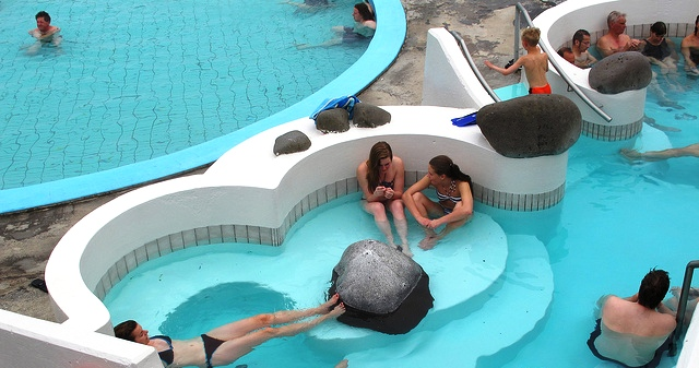 The very best swimming pools in Reykjavik Iceland