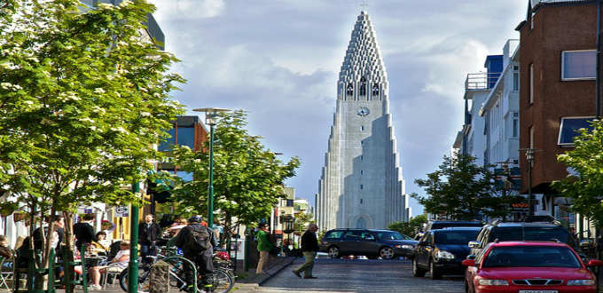 So are those hotels in Reykjavik REALLY close to the center?