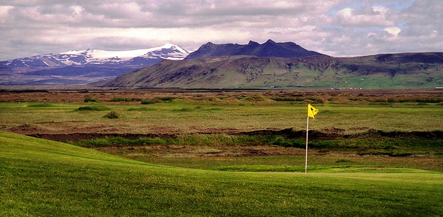 Finding your balls in Iceland