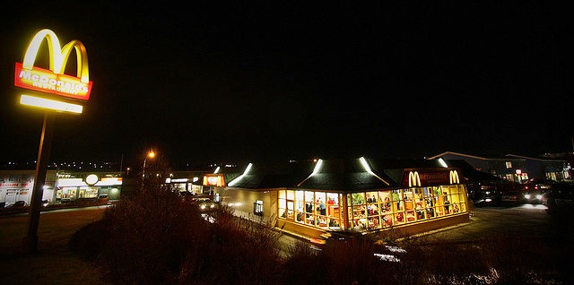 No McDonalds in Iceland but we´re still pretty fat