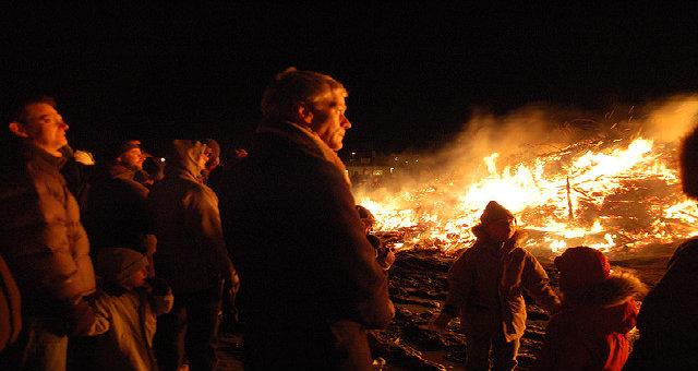 In Iceland, celebrating days of darkness