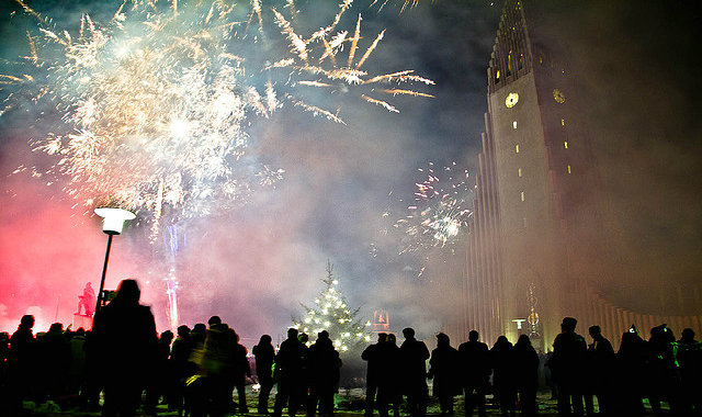 Things to do in Iceland on New Years Eve