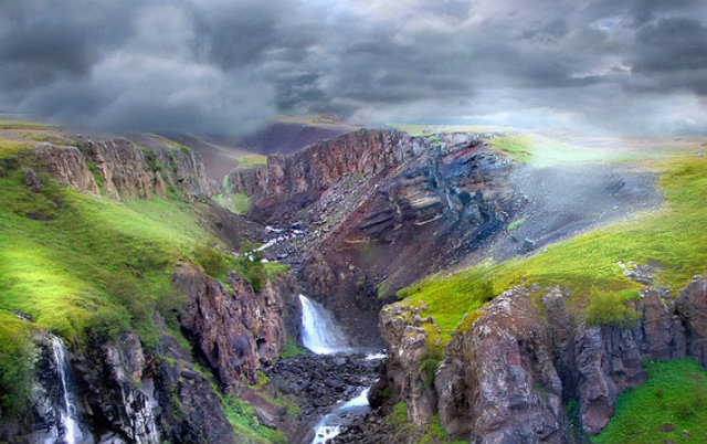 East of Iceland