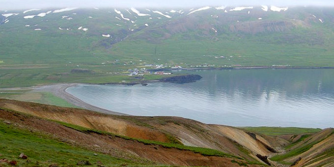 Possibly the very best hiking area in Iceland