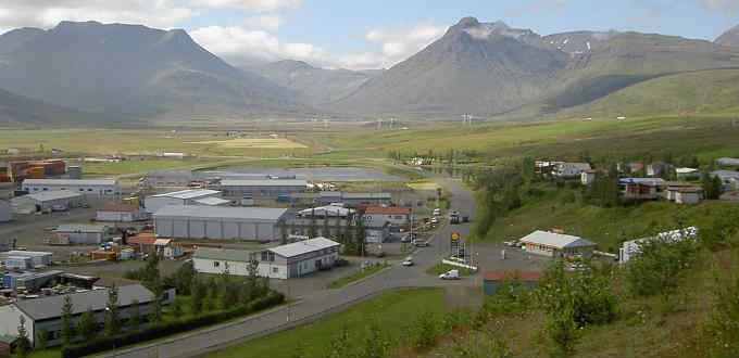Reydarfjordur