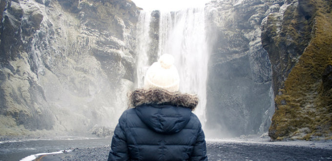 Skogafoss in Iceland is but the icing on the cake