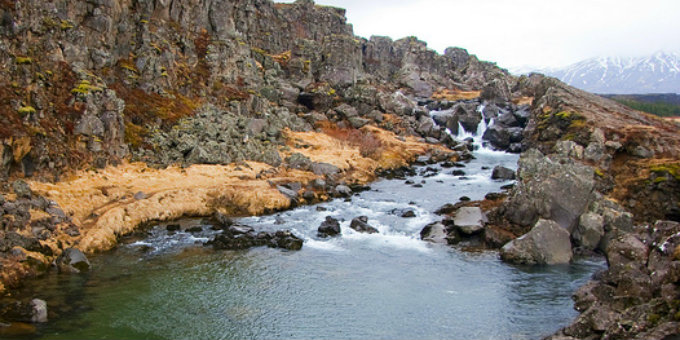In Iceland, water like you have only dreamt of