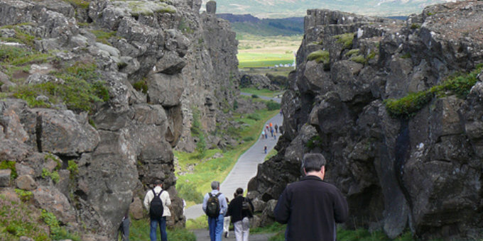In 98% of cases casual clothes will do fine while in Iceland. PIC Bill Ward´s Brickpile