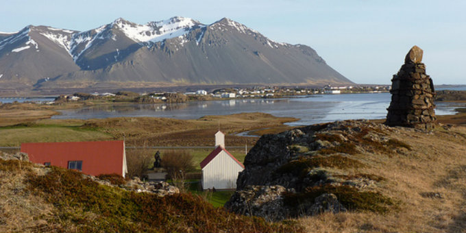 In Iceland, a family either horribly ugly or astoundingly handsome