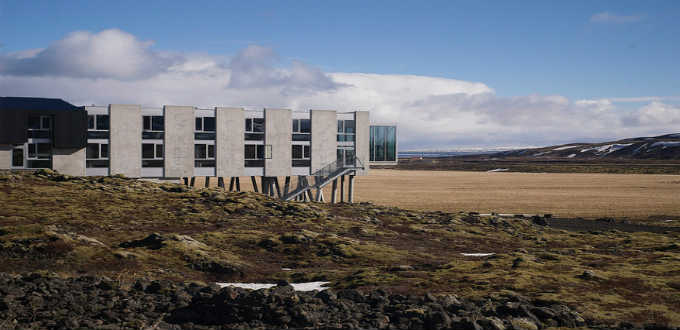 You want to know why hotel prices in Iceland are out of this world