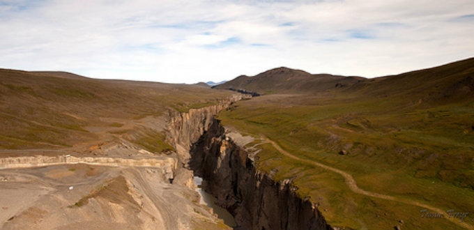 The longest valley in Iceland overlooked by most