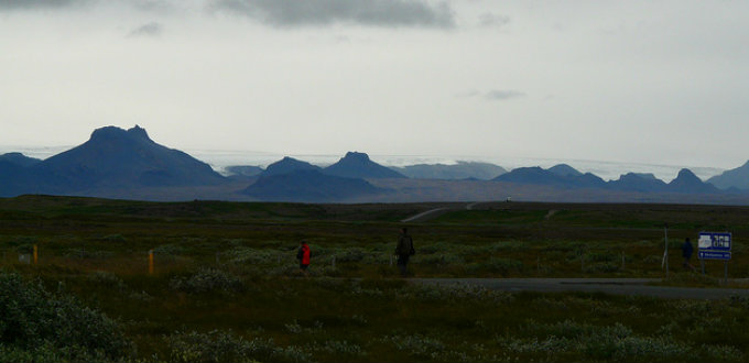 A fascinating ride through the highland of Iceland