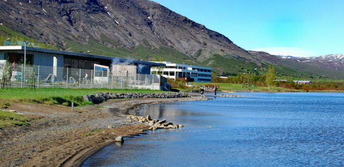 Shores of lake Laugarvatn where you´ll find numerous hot springs if you search carefully. PIC Ben-Andreas Hardng