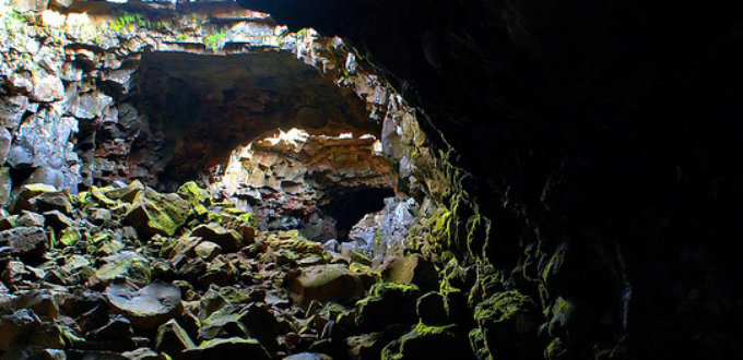 Three great and accessible caves close to Reykjavik Iceland