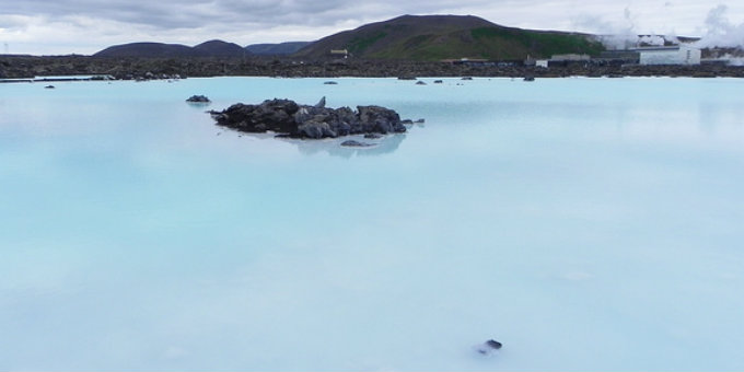 """Sign up for the """"Friends Club"""" of the Blue lagoon before entering and get tickets much cheaper. PIC Adrain.R"""