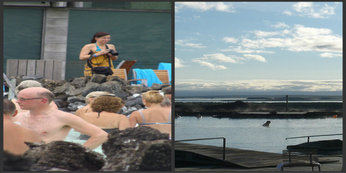 In Iceland, a blue lagoon that´s better than the Blue lagoon