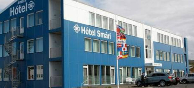 A hotel in Iceland not exactly telling you the truth