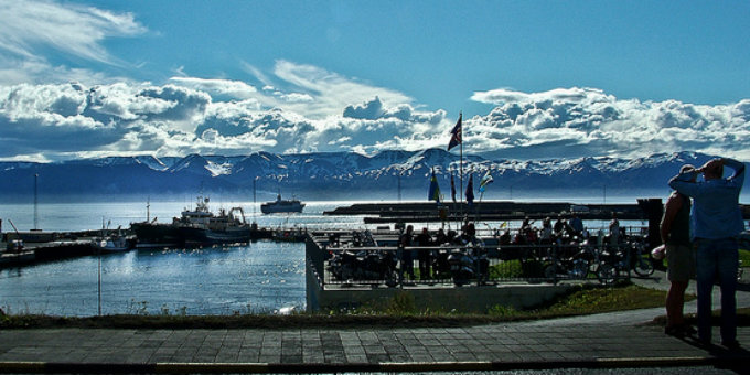 A flawed tourist plan in Husavik Iceland