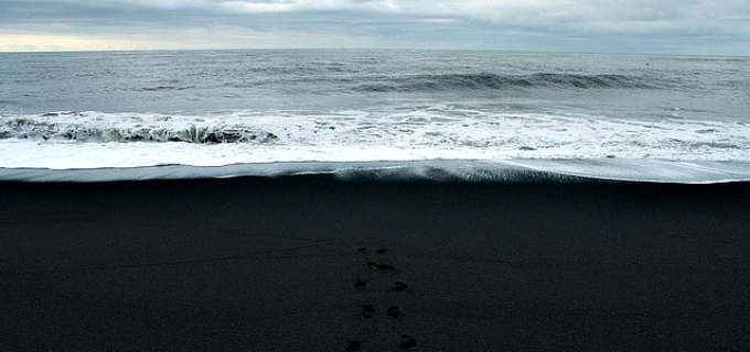 Solheimasandur In Iceland Is Just Sand But What Glorious Pic Grit Matias