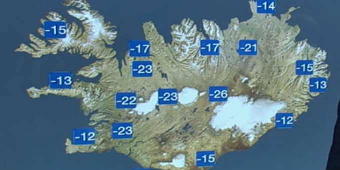 You sure you want to visit Iceland in wintertime?