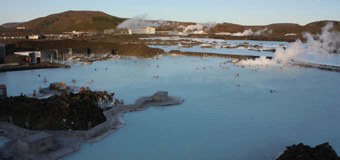 Much cheaper way to soak in the Blue lagoon in Iceland