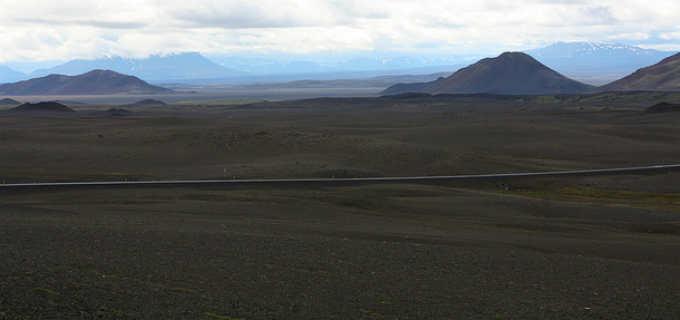 Iceland like Mars after terraforming