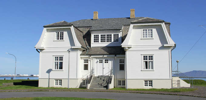 In Iceland, a great stop for Cold War aficionados