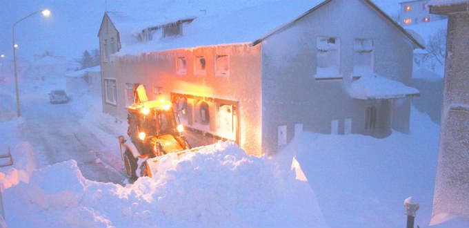 Think Iceland is fine for travel in wintertime? PIC steini