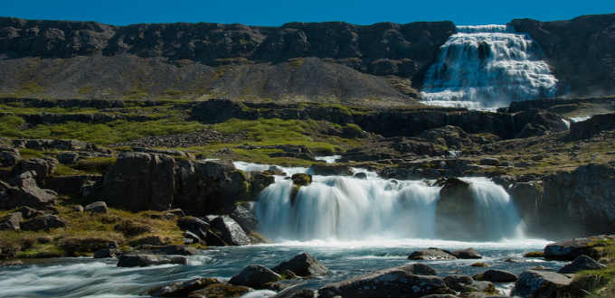 A beautiful waterfall in Iceland could soon belong to history