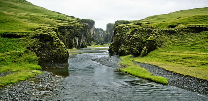 What is Fjadrargljufur in Iceland and why you should make a stop